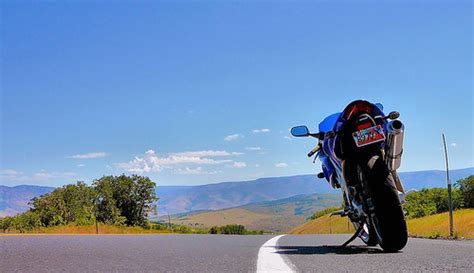 living on the road motorcycle travels on a budget books why you need to take a motorcycle road trip at least once
