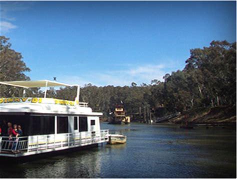 echuca house boats echuca houseboats dinky di houseboats