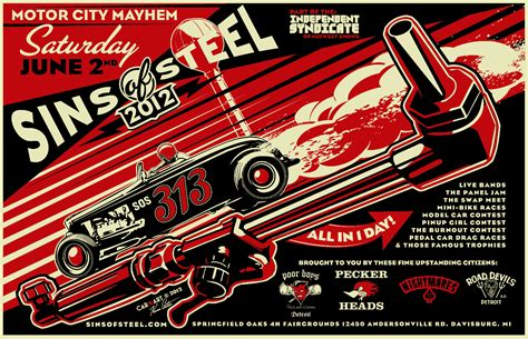 Poster Auto by Vintage Auto Posters The The Auto Car N