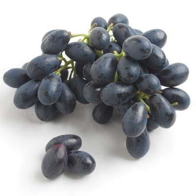 my ate grapes but seems black muscato grapes
