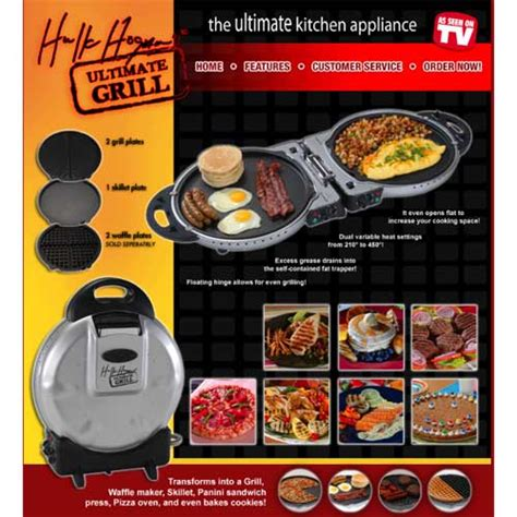 ultimate kitchen appliances ultimate health grill kitchen appliance new preview