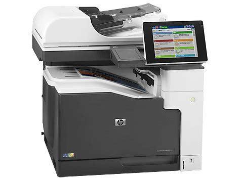 hp laserjet 700 color mfp m775 driver hp laserjet enterprise 700 color mfp m775 series a3 size