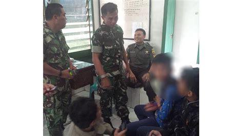 Jual Pisau Komando Semarang tiga siswa smp tertangkap jual beli kunci jawaban ujian nasional tribunnews