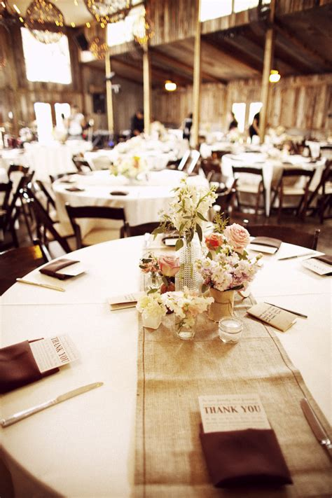 wedding table rustic decorating ideas west vista ranch rustic wedding in rustic wedding chic