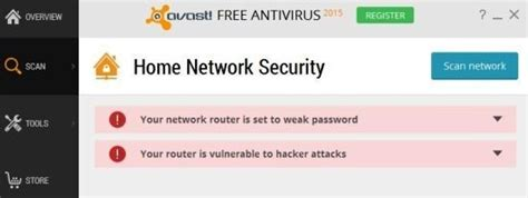 avast 2015 free now offers home networking protection