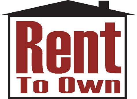 rent to own rock realty