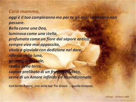 lettere compleanno mamma perle di infinito buon compleanno mamma