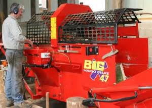 machines 224 bois hakki pilke