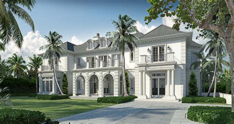french design house french chateau house plans folat