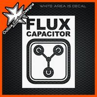 back to the future flux capacitor fuel danger afterburner equipped outlaw custom designs llc