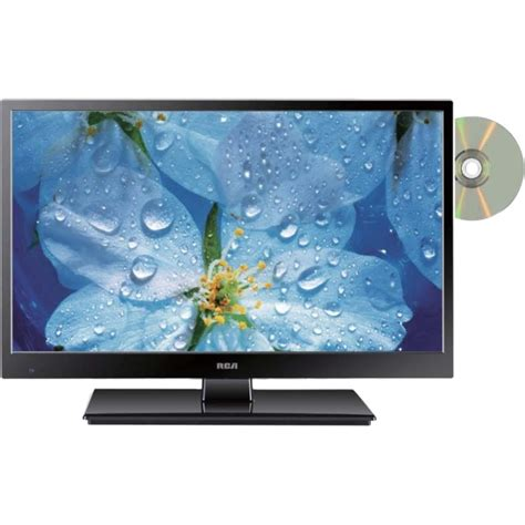 Tv Led 9 Inch Centrum Slim rca led32b30rqd 32 quot class led lcd 720p 60hz hdtv with built in dvd player 3 2 quot ultra slim