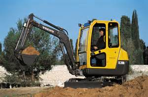 Volvo Machinery The Demand For Construction Equipment Is Rising Fast