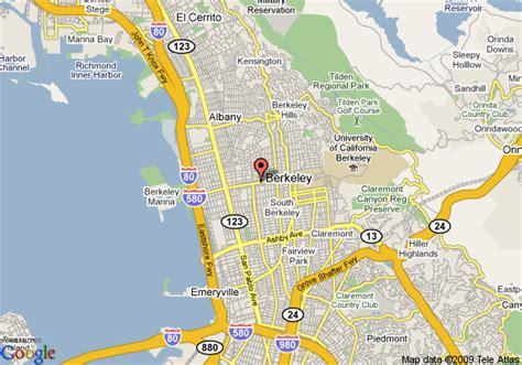california map berkeley cus motel berkeley berkeley deals see hotel photos
