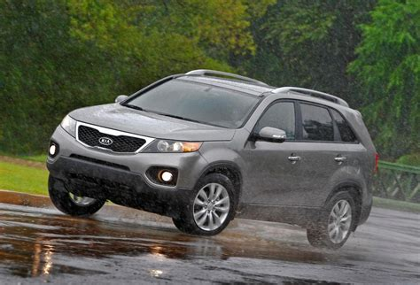 Kia Sorento Accessories 2011 2011 Kia Sorento Picture 336853 Car Review Top Speed