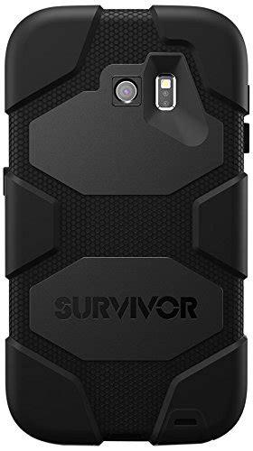 Diskon Griffin Survivor Note 2 Black White griffin gb37804 survivor custodia per samsung galaxy s4 colore nero custodie e cover