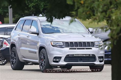 camo jeep grand cherokee jeep grand cherokee trackhawk caught sans camo
