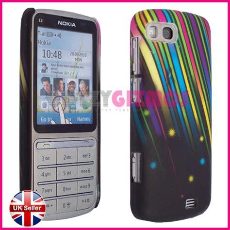 Hardcase Crom Nokia C3 index of ebay images nokia c3 01 rainbow