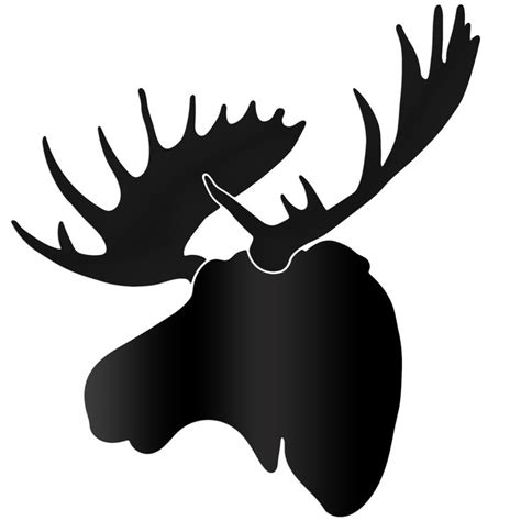 Pictures Of Rustic Bedrooms - 25 unique moose silhouette ideas on pinterest moose head search for an image and stag head