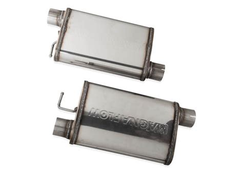 muffler for mustang resonator or muffler what is the difference americanmuscle