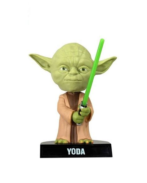 bobblehead yoda wars yoda bobble wars bobble