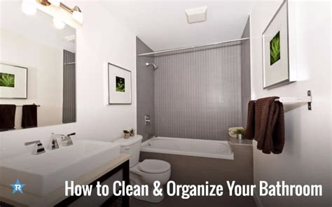 organize your bathroom 7 proven tricks and tips to clean and organize your bathroom top reveal