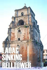 treasures of ilocandia and the world the laoag sinking