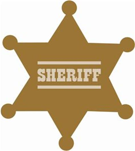 woody sheriff badge template 25 best ideas about sheriff badge on