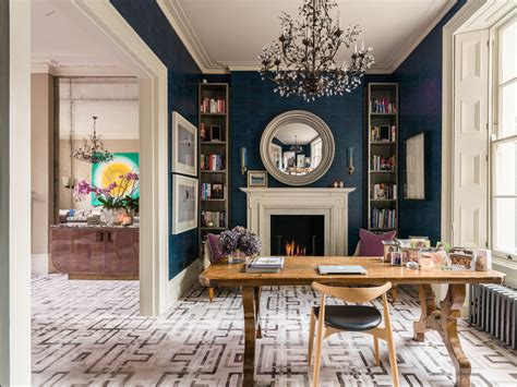 sophisticated victorian home office designs