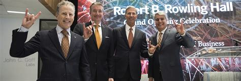 Rice Mba Ranking Financial Times by Ut Business School Opens New Building Metromba