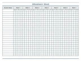 Attendance sheet template classroom charts attendance sheet classroom