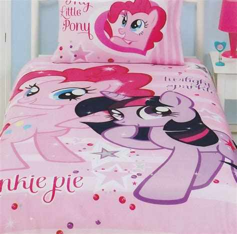 my little pony toddler bedding my little pony quilt cover set from kids bedding dreams