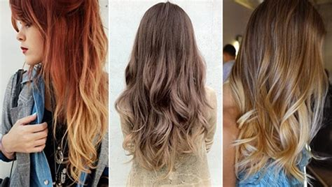 foxy hair color style 2014 2016 ombre η τάση συνεχίζεται για το 2015 δείτε πως μπορείτε