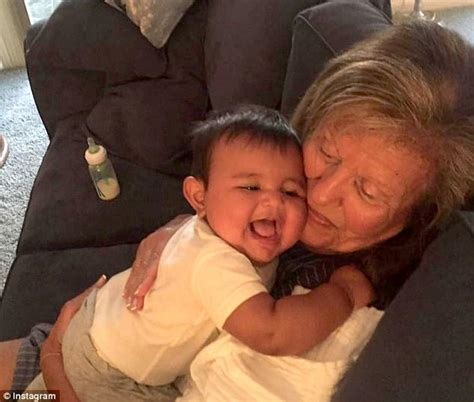 hoda kotb father hoda kotb shares sweet photo of haley joy with her grandma