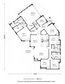 single story home plans architecture house plans single storey house floor plans
