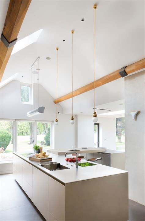 Vaulted Ceiling Lighting Ideas Creative Lighting Solutions Modern Kitchen Pendant Lighting Ideas