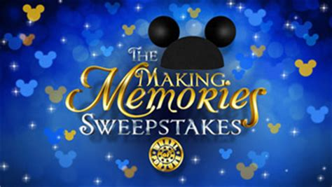 Latina Disney Sweepstakes - making disney memories sweepstakes momsla