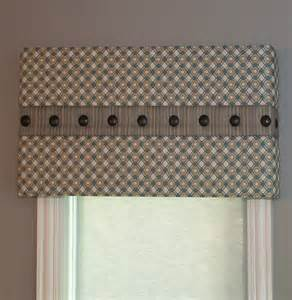 Window Valance Box Custom Cornice Board Transitional Omaha By Designer