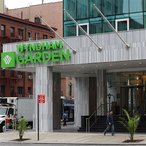Wyndham Garden Hotel New York by Wyndham Garden Chinatown New York Ny Aaa