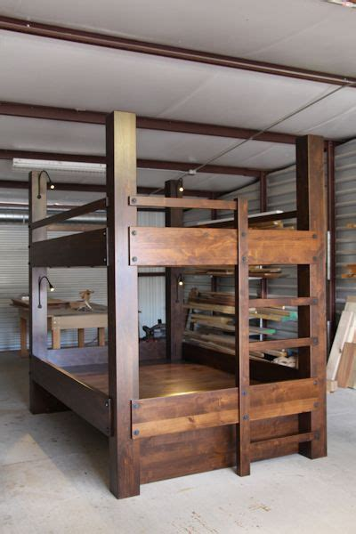 woodworking plans for queen size loft bed