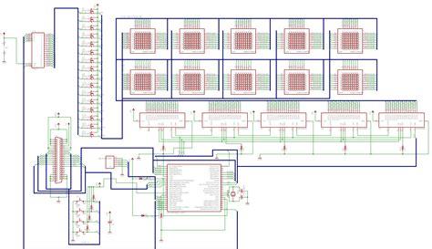 ch3br dot diagram wiring library led matrix wiring diagram
