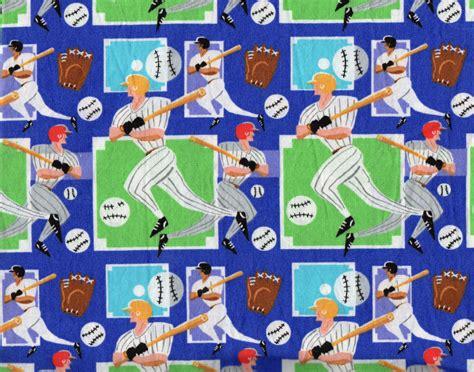 Baseball Quilt Fabric by Baseball Quilt Fabric Baseball Players Baseball On