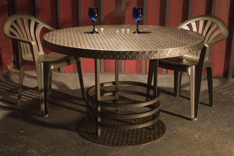 Handmade Furniture Nyc - furniture z studios nyc waterjet cutting custom metal