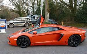 Real Lamborghini Lamborghini Aventador Meets Real Chris S View