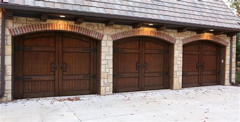 Faux Wood Garage Doors Prices by Faux Wood Garage Doors Fauxkc