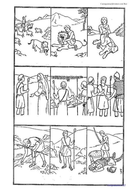 imagenes biblicas de david y goliat david y goliat