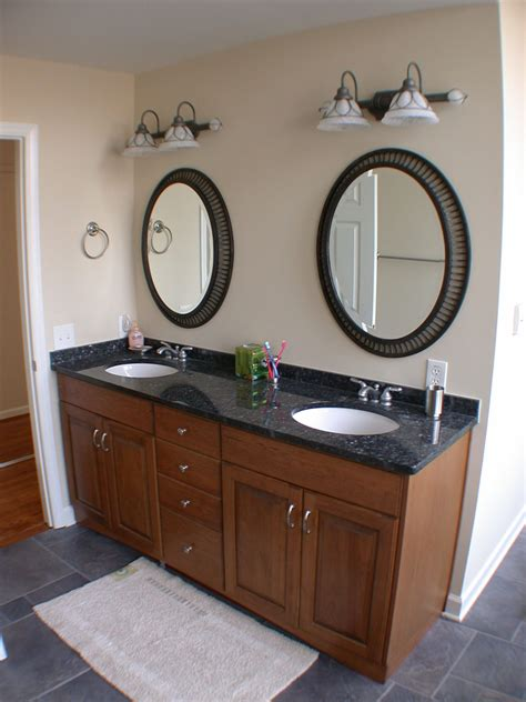 double sink bathroom mirrors double sink vanity application for spacious bathroom