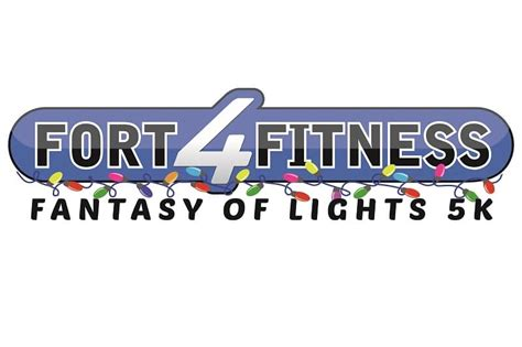 festival of lights fort wayne fort4fitness adds fantasy of lights run wowo 1190 am