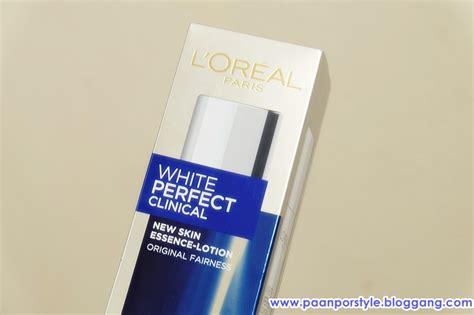 L Oreal White Clinical Essence bloggang แมมโม review l oreal white
