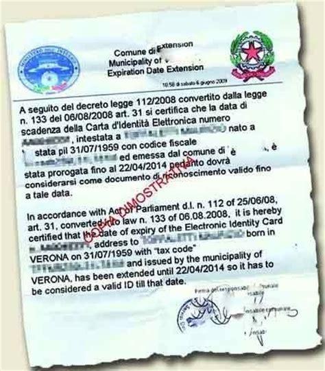 consolato croazia trieste croaziatours carta di identit 224 con proroga o passaporto