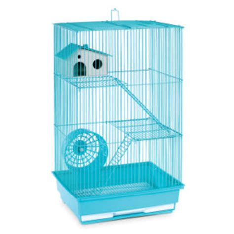 cages petsmart prevue pet products three story hamster from pet smart